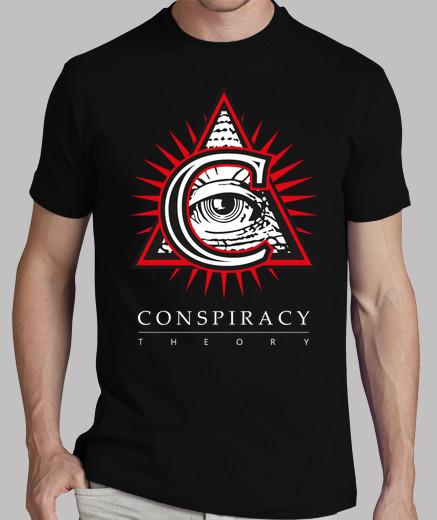 Conspiracy Theory Tshirt
